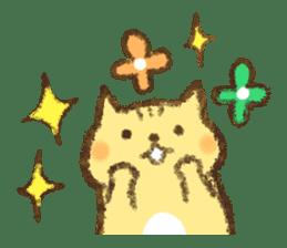 Tabby and Whitecat sticker #440856