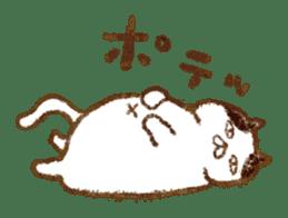 Tabby and Whitecat sticker #440865