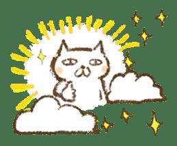 Tabby and Whitecat sticker #440882
