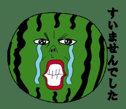 WE vegefrus sticker #441153