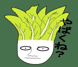 WE vegefrus sticker #441166