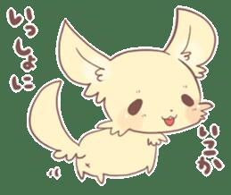 I am a Chihuahua sticker #441729