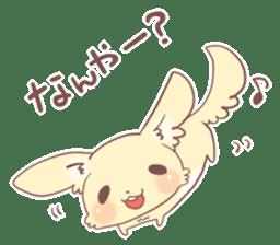 I am a Chihuahua sticker #441731