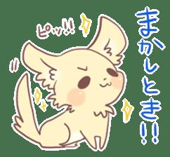 I am a Chihuahua sticker #441734