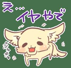 I am a Chihuahua sticker #441735