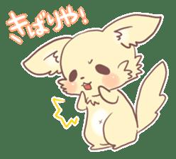I am a Chihuahua sticker #441737