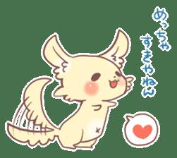 I am a Chihuahua sticker #441739