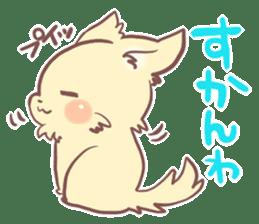 I am a Chihuahua sticker #441740