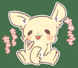 I am a Chihuahua sticker #441742