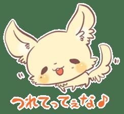 I am a Chihuahua sticker #441744