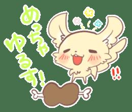I am a Chihuahua sticker #441748