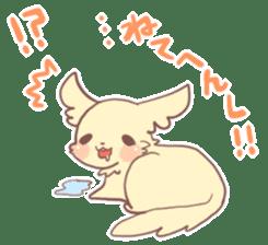 I am a Chihuahua sticker #441751
