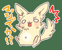 I am a Chihuahua sticker #441754