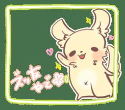 I am a Chihuahua sticker #441758
