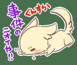 I am a Chihuahua sticker #441759