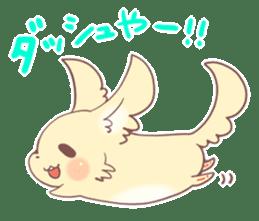 I am a Chihuahua sticker #441762