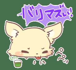 I am a Chihuahua sticker #441766