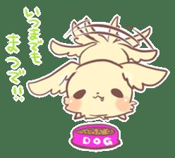 I am a Chihuahua sticker #441767
