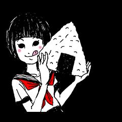 KANSAI RETRO JAPANESE GIRL