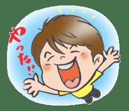 Go-Men sticker #442201