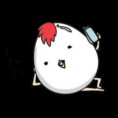Stately  Boiled eggs - YUDETAMA