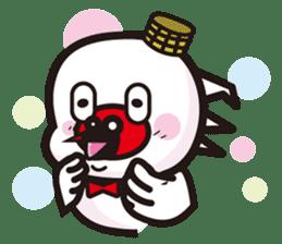 hatoki poppo sticker #443371