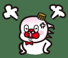 hatoki poppo sticker #443375
