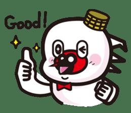 hatoki poppo sticker #443385
