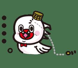 hatoki poppo sticker #443396