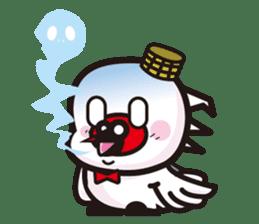 hatoki poppo sticker #443397