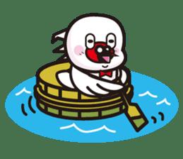hatoki poppo sticker #443398