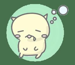 maru & nyanmaru sticker #443823