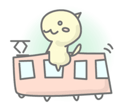maru & nyanmaru sticker #443830