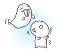 maru & nyanmaru sticker #443836