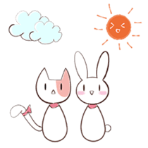 Lulu&Rinrin sticker #444693