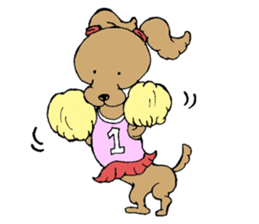 the Dachshund festival !! sticker #444909