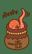 Octopus's Garden sticker #445620