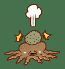 Octopus's Garden sticker #445632