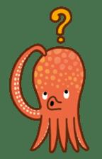 Octopus's Garden sticker #445636