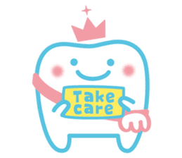 back tooth's OKKUN sticker #445930