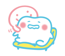 back tooth's OKKUN sticker #445962