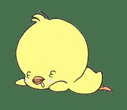 Cute! animal friends sticker #446355