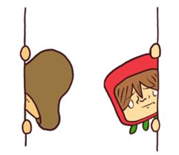 15 and Mushroom sticker #446389