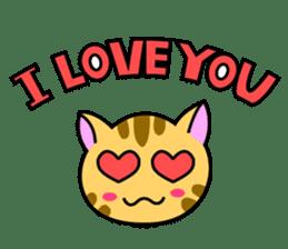 Kitten Nyanta sticker #446812