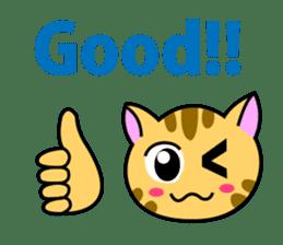Kitten Nyanta sticker #446832