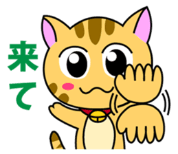 Kitten Nyanta sticker #446836