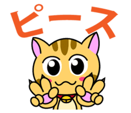 Kitten Nyanta sticker #446838