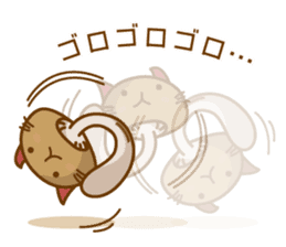 Mushroom-cat sticker #447217