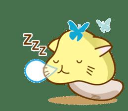 Mushroom-cat sticker #447227
