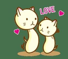 Mushroom-cat sticker #447235